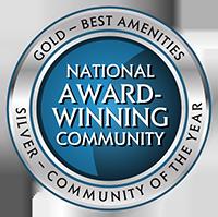 National Award Winning Community